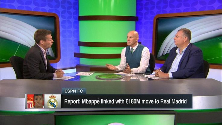 Will Mbappe have a spot at Real Madrid?