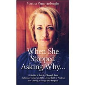 """Author Marsha Vanwynsberghe Reaches the Amazon Best Seller List With Book """"When She Stopped Asking Why"""""""