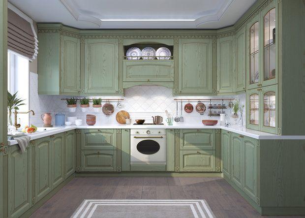 Фотография:  в стиле , Кухня и столовая, Кантри, Современный, Планировки, Минимализм, Перепланировка, Как оформить кухню в современном стиле, как оформить кухню в стиле прованс, как оформить кухню в стиле хай-тек, как оформить кухню в молодежном стиле, кухня для молодежи, кухня для семейной пары, планировка кухни 12 метров, планировка квадратной кухни – фото на InMyRoom.ru
