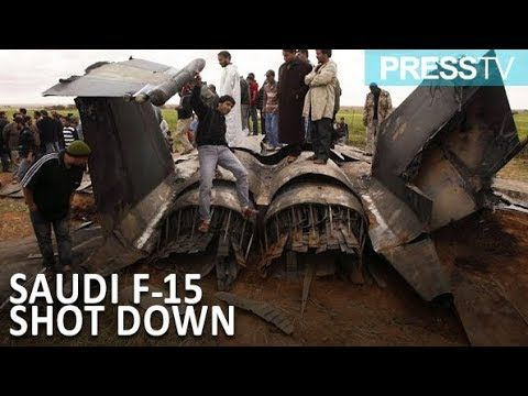 #Breakingnews#Todaynews#NewsHeadlines#TrendingNews Yemen's Ansarullah shoots down Saudi F-15 fighter jet