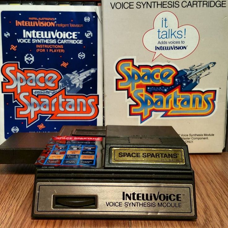 Shared by rainydaygamer #intellivision #microhobbit (o) http://ift.tt/258Ra7e's an obscure but funny accessory  for the intellivision.  #mattelelectronics #spacespartans #intellivoice #cib #retrogamer #retrocollector #retrogame #videogames #videogame #gamesystem #vintagevideogames #videogamecollection #retrocollective #retrocollectiveus #retro #8bit