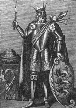 "Brian ""Brian Boru"" Boroimhe (941 - 1014) - Find A Grave Memorial.  Son of his daughter Sadhbh (Sarah) and her husband Cian Mac Mael Muda - Mathghamhain (Mathghamhna) pronounced Mahowna, (Mahowne) was the first Mahoney (anglicized)."