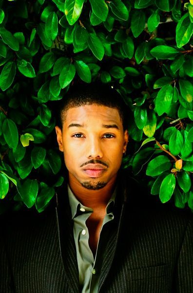Michael B. Jordan: Another cutie from The Wire and Red Tails. The Wire and Red Tails picked a great cast, didn't they?