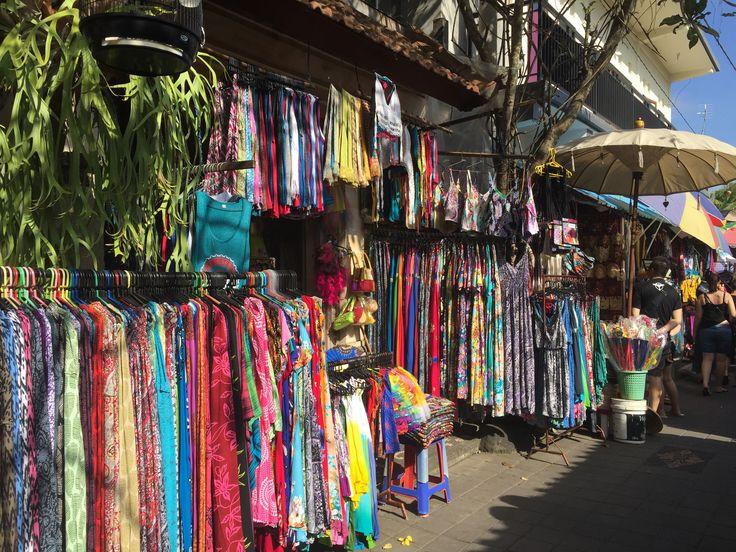 Bali shopping prices