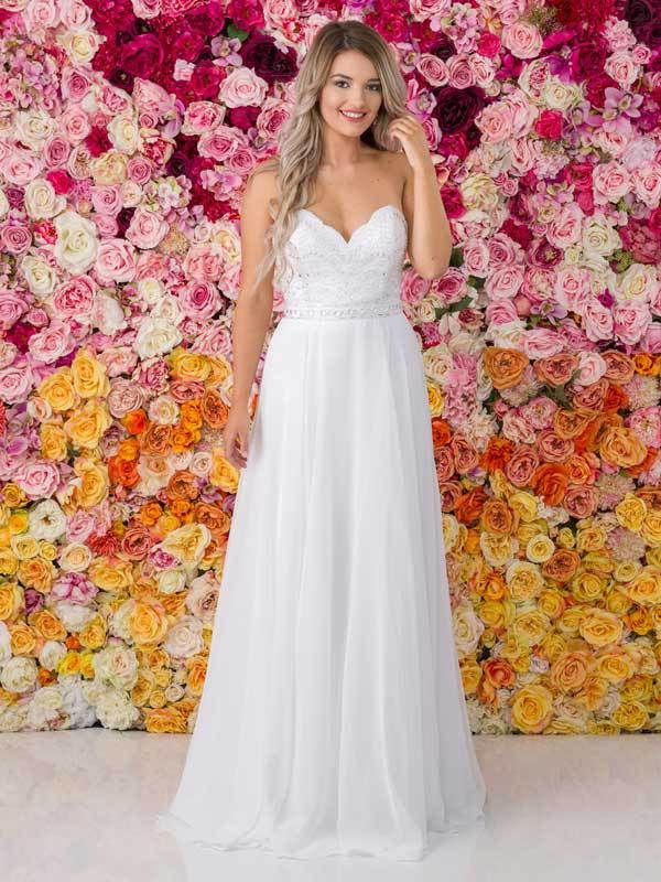 Allure Debutante Gown G243