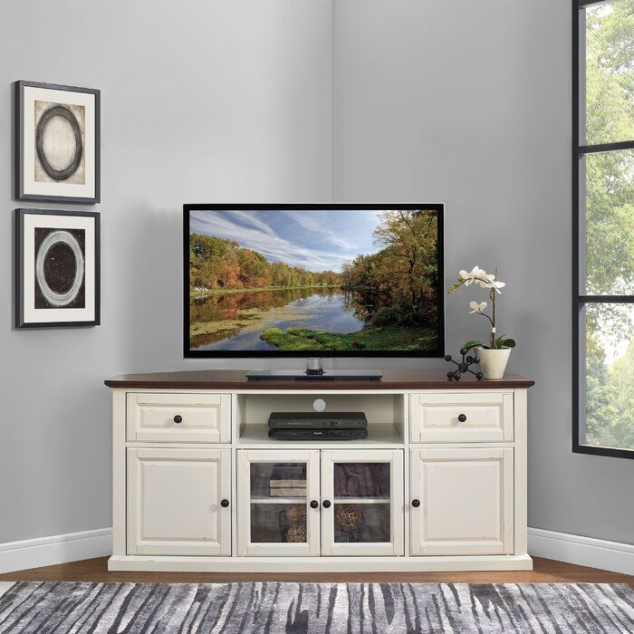 Dye Tv Stand For Tvs Up To 60 Corner Tv Stand Corner Tv Cabinets Corner Tv Stands Corner tv stands for 50 inch tv