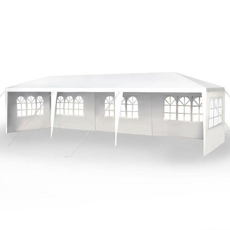 10u0027x30u0027 Party Wedding Outdoor Patio Tent Canopy Heavy Duty Gazebo Pavilion   5