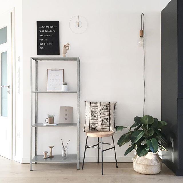 interior inspiration ikea billy regal und styling - Bucherregal Wand Als Mobeldekoration Und Funktionell