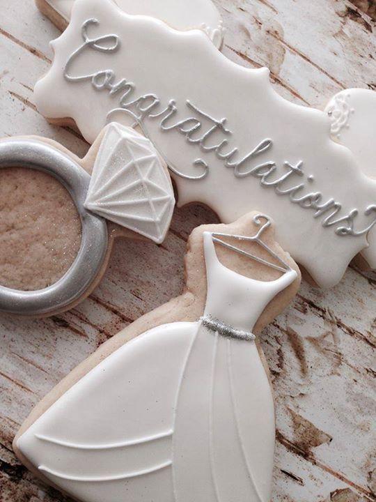 Biscotti per matrimonio: perfetti per arricchire l'angolo confettata, il buffet di dolci o come omaggio per gli invitati