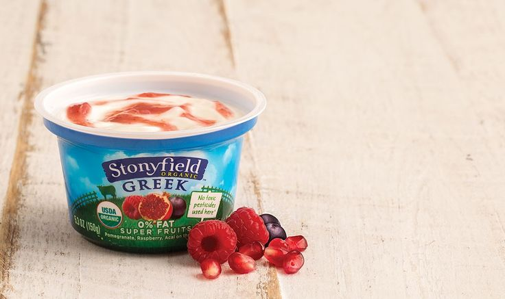 Stonyfield Organic Greek Yogurt is purely delicious and a #BlogHerFood '14 sponsor! -Momo