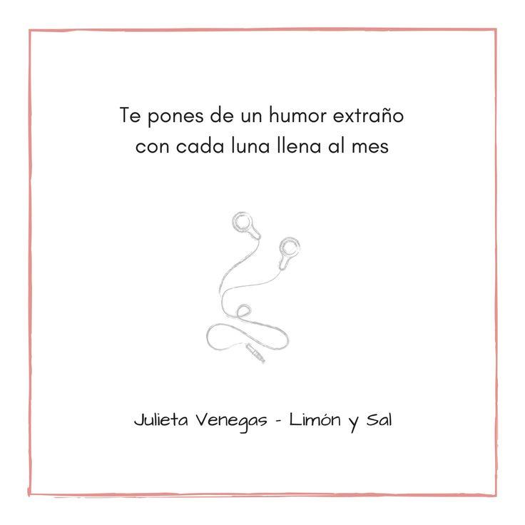 Musica Music Frases Canciones Julieta Venegas Words Quotes Phrase