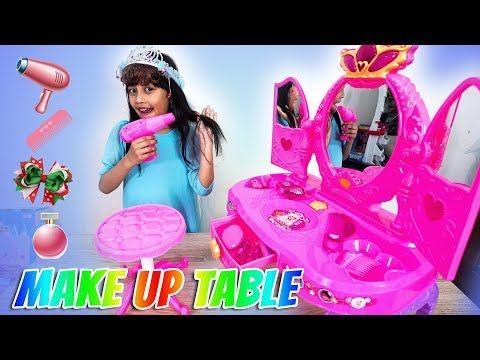 Mainan anak FROZEN MAKEUP TABLE    Mainan meja rias untuk anak http://makeup-project.ru/2017/09/12/mainan-anak-frozen-makeup-table-mainan-meja-rias-untuk-anak/