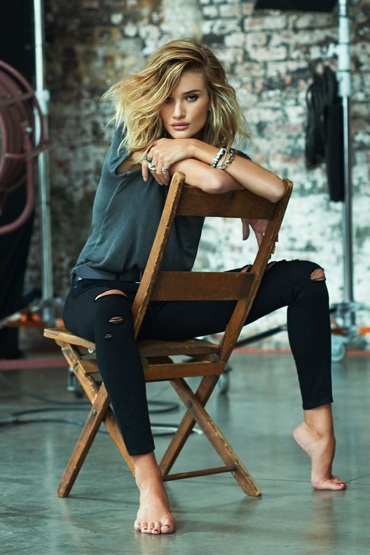 Rosie Huntington-Whiteley para Paige Denim | Galería de fotos 2 de 10 | GLAMOUR