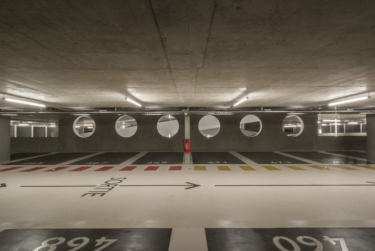 Galeria - Edifício Garagem em Grenoble / GaP Grudzinski & Poisay Architectes - 15