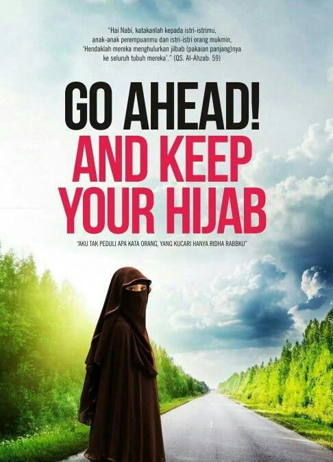 Hijab itu bukan budaya arab,  tp syariat