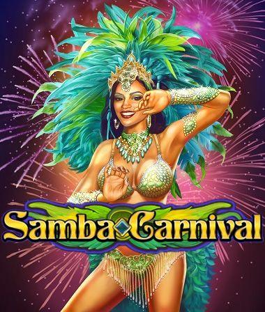 Samba Carnival – Der Karneval in Rio de Janeiro ist auf der ganzen Welt bekannt und wurde nun auch von Play'n Go zum ansprechenden #Automatenspiel, dem Samba Carnival Slot, verarbeitet. Sexy Frauen knapp bekleidet in bunten Kostümen. #SambaCarnival #PlaynGo
