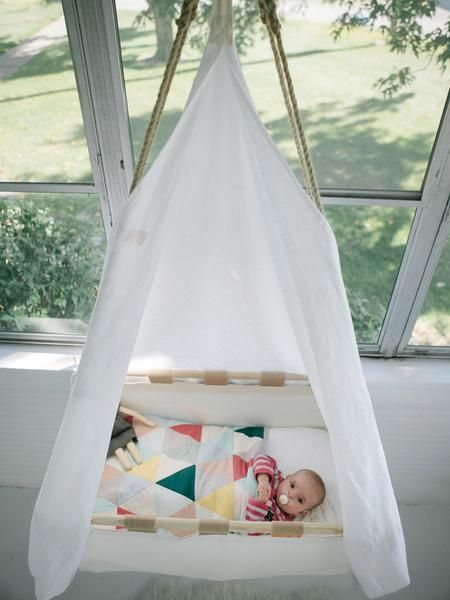 Hanging Cradle -  - Hanging Cradle - kindekeklein
