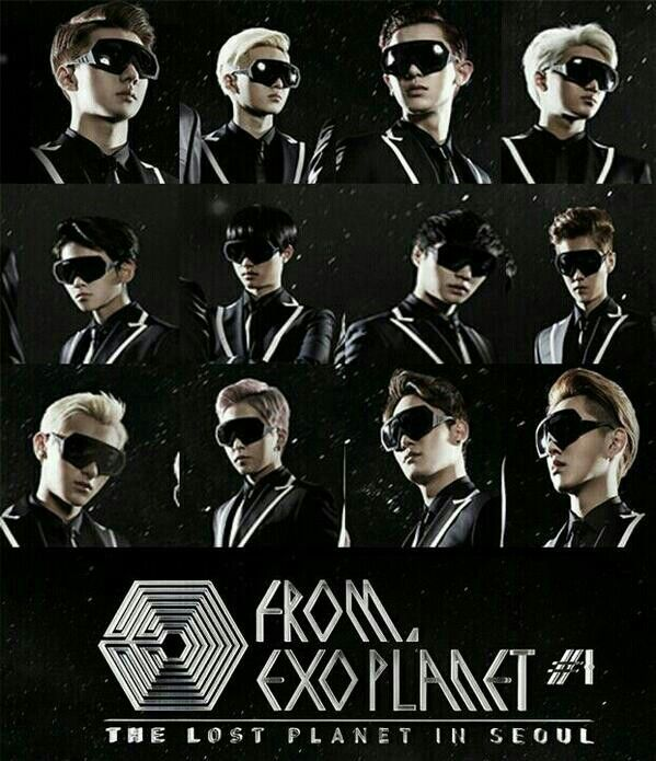 730 Best Images About EXO