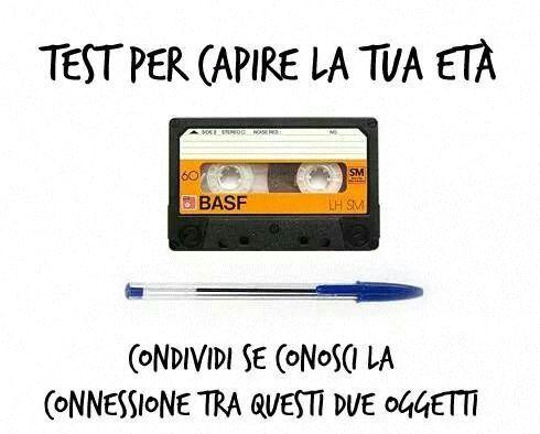 test.... HO CAPITO  :(