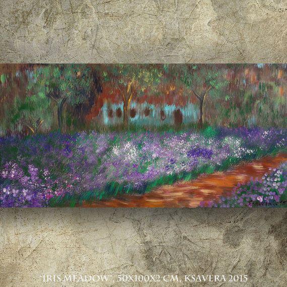 Landschaftsmalerei impressionismus  Die besten 25+ Monet gemälde Ideen auf Pinterest | Impressionismus ...
