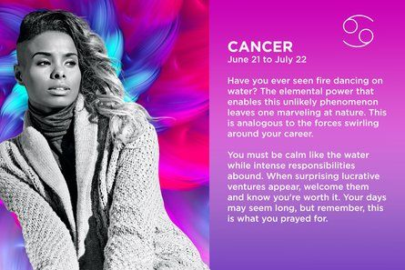 CANCER - The April Horoscopes You've Been Waiting On