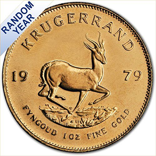 (1967 to Date) 1 oz Gold Krugerrand South African Mint Uncirculated 1 oz Gold Krugerrand BU (Random Year) Condition: Brilliant Uncirculated Composition: .917 Gold (AU) 22-karat https://luxury.boutiquecloset.com/product/1967-to-date-1-oz-gold-krugerrand-south-african-mint-uncirculated/