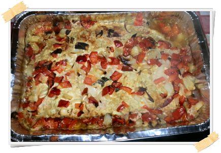 Ricetta del pasticcio di tacchino con verdure (fase di crociera) - http://www.lamiadietadukan.com/ricetta-dieta-dukan-pasticcio-tacchino/  #dukan #dietadukan #ricette