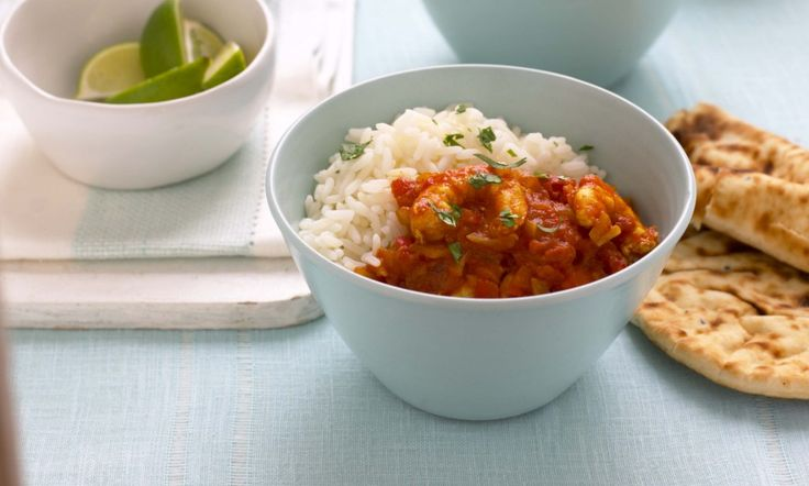 Mary Berry and Lucy Young special: Tiger prawn balti