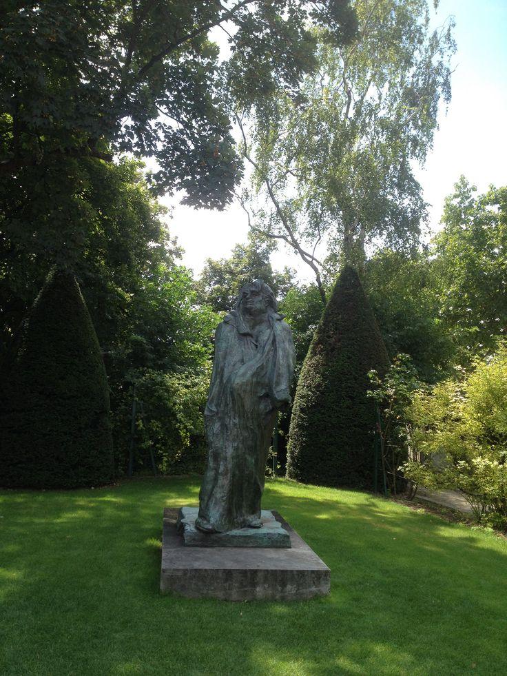 Balzac, Rodin.