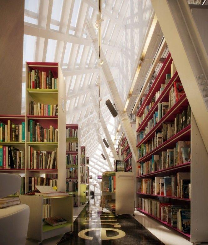 Over 80 Library Design Ideas httpwwwpinterestcomnjestates 92