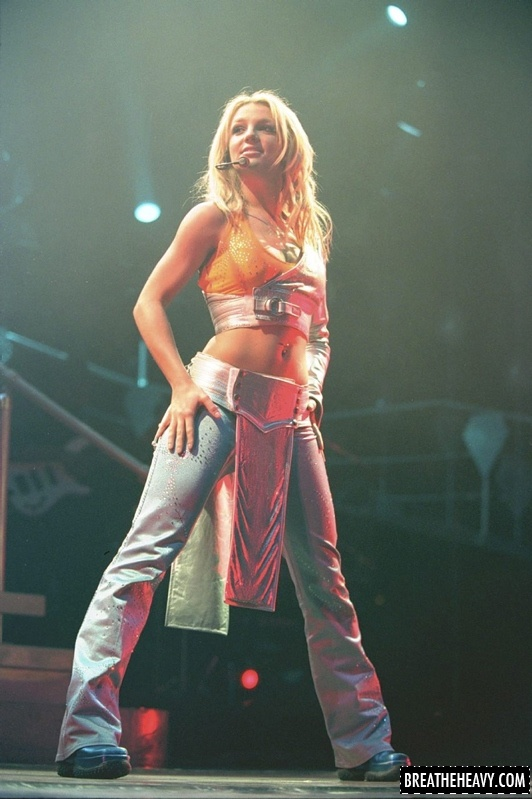 Oops I Did It Again Tour Britney Spears