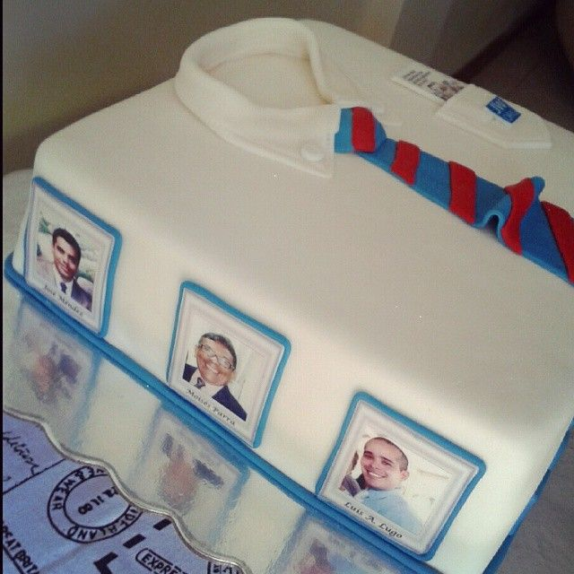 #Torta #Camisa #Corbata #AnisasCakes   Iconosquare