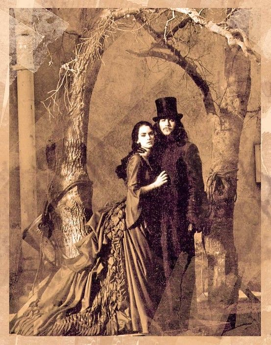 Bram Stoker's Dracula. This movie is the most romantic thing of all time the concept of waiting through centuries of time for your beloved is just perfect for all hopeless romantics.