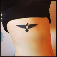 Image result for small eagle tattoos