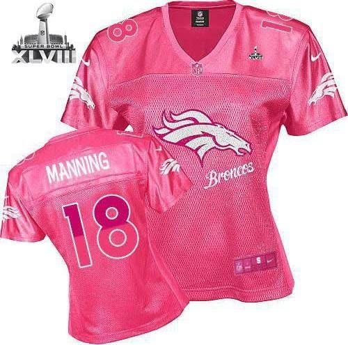 ... broncos manning jersey - Google Search · Nfl Denver BroncosNike ...  2017 Nike Broncos 58 Von Miller Orange Team Color Super Bowl XLVIII ... 45743b20c