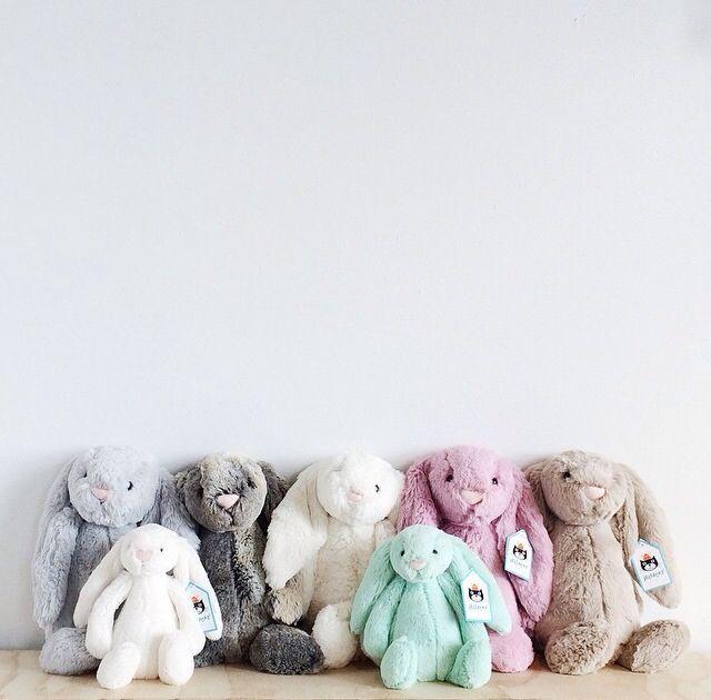 Jelly cat bunnies