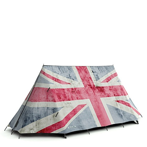 Rule Britannia Tent - 2 Man C&ing Tent with a cool Union Jack Flag design. High Specification Waterproof A-Frame Tent for 4 Season Use.  sc 1 st  Pinterest & Best 25+ Two person tent ideas on Pinterest | Hammock tent ...