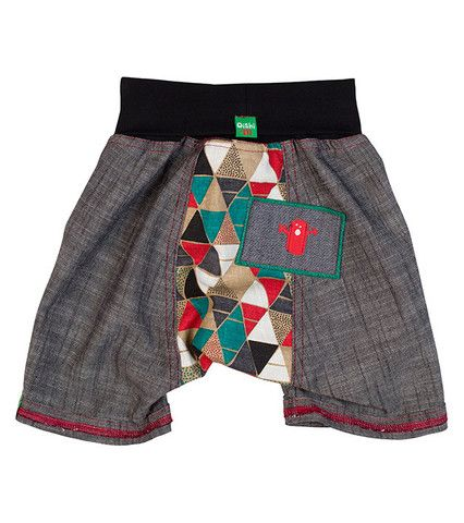 Melinko Short http://www.oishi-m.com/collections/all/products/melinko-short Funky kids designer clothing