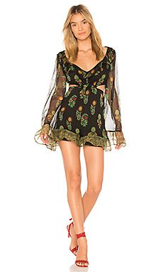 New Nightcap Scarlet Camelia Playsuit online. Find great deals on F E L L A Clothing from top store. Sku xepb34152byqm26129