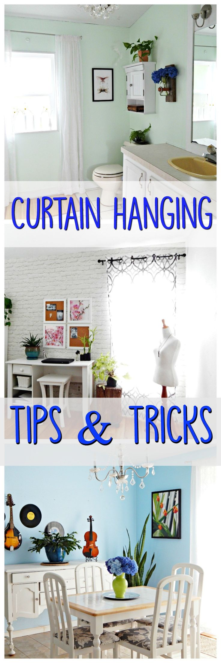 Curtain Hanging Mistakes and How to Avoid Them. Le…