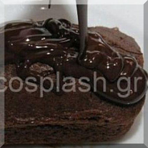 ΚΕΙΚ ΣΟΚΟΛΑΤΑΣ ΜΕ ΚΟΥΒΕΡΤΟΥΡΑ Πολύ πολύ σοκολατένιο κέικ
