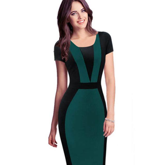 Resultado de imagen para vestido semi formal mujer