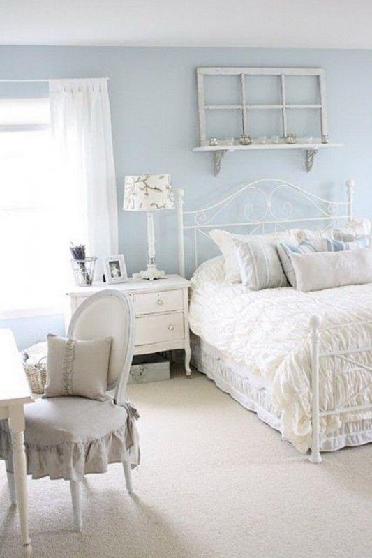 Vintage Shabby Chic Bedroom - http://myshabbychicdecor.com/vintage-shabby-chic-bedroom-3/