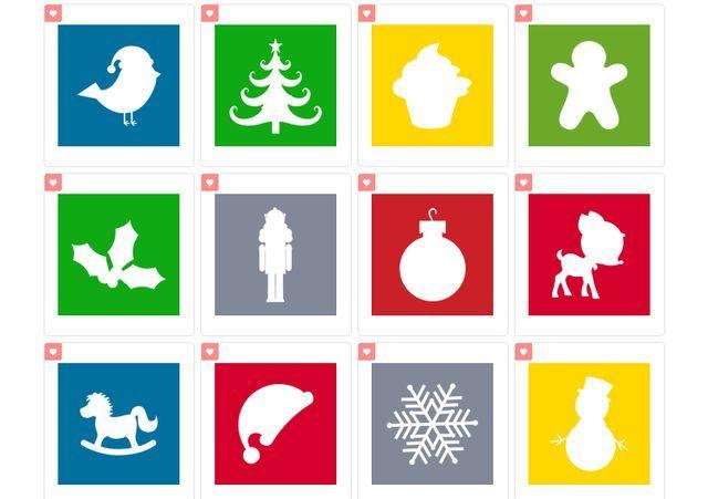 Flat Christmas Icons es una colección de 14 iconos de Navidad de estilo plano. Se puede descargar el pack completo o iconos individuales: PNG, ICNS o ICO.