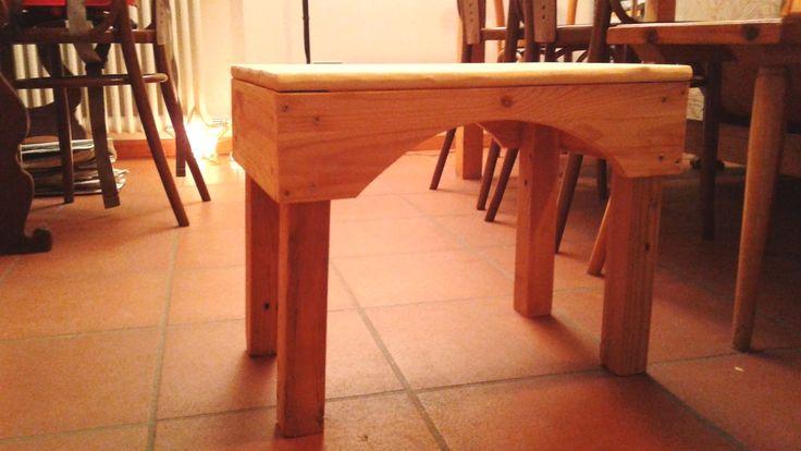 sbancali: tavolino bimbo