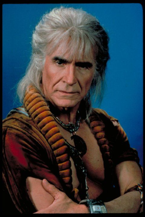 Still of Ricardo Montalban in Star Trek II: The Wrath of Khan (1982)