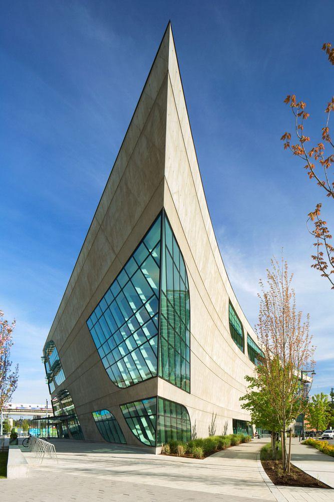 Best Ar Modern Architecture Building Images On Pinterest