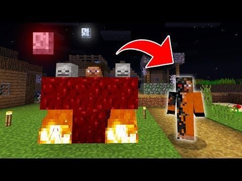 How To Spawn Test Subject Curse In Minecraft Scary Seed