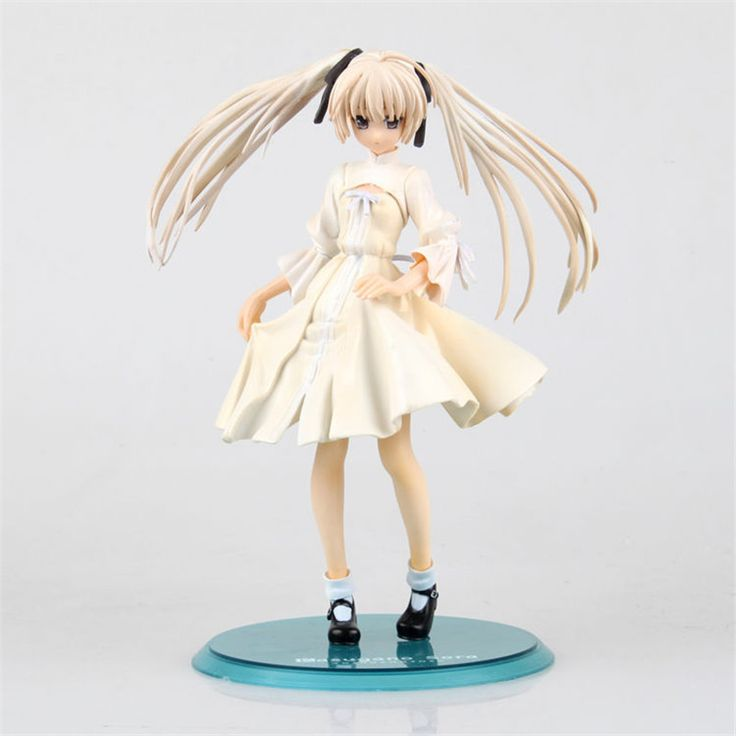 Anime figure Yosuga no Sora PVC Action Figure Toys Kasugano Sora baby toys Model Dolls 20 cm in box JK-L0058