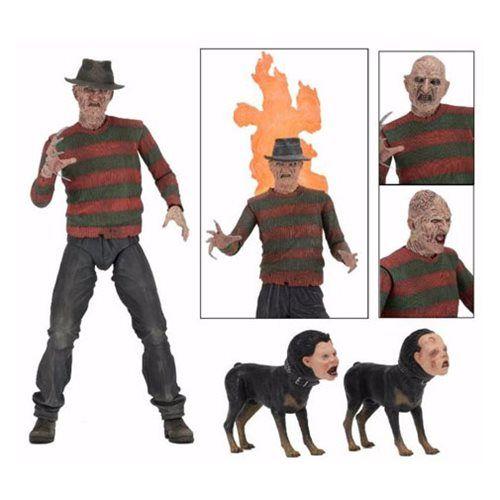 Nightmare Elm Street Part 2 Ultimate Freddy Krueger Figure - NECA - Horror: Nightmare on Elm Street - Action Figures at Entertainment Earth
